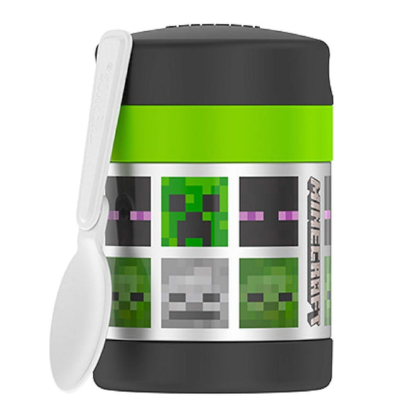 View 1 of Minecraft Thermos FUNtainer Food Jar photo.