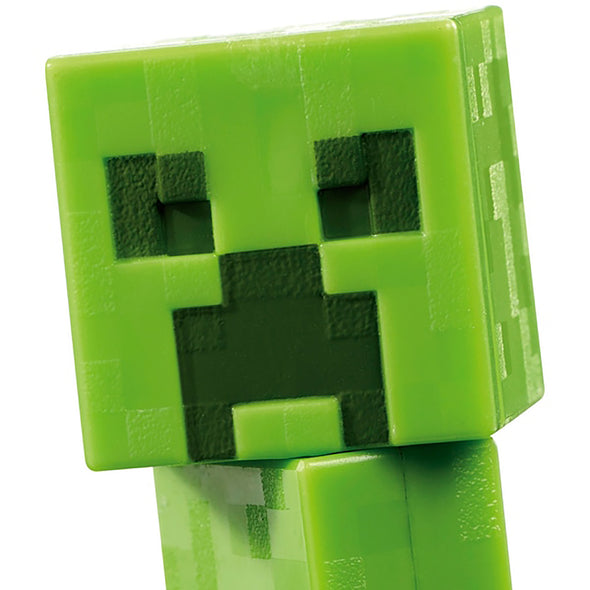 View 4 of Minecraft Creeper Comic Maker Action Figure photo.