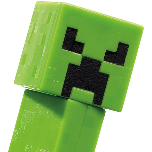 View 5 of Minecraft Creeper Comic Maker Action Figure photo.