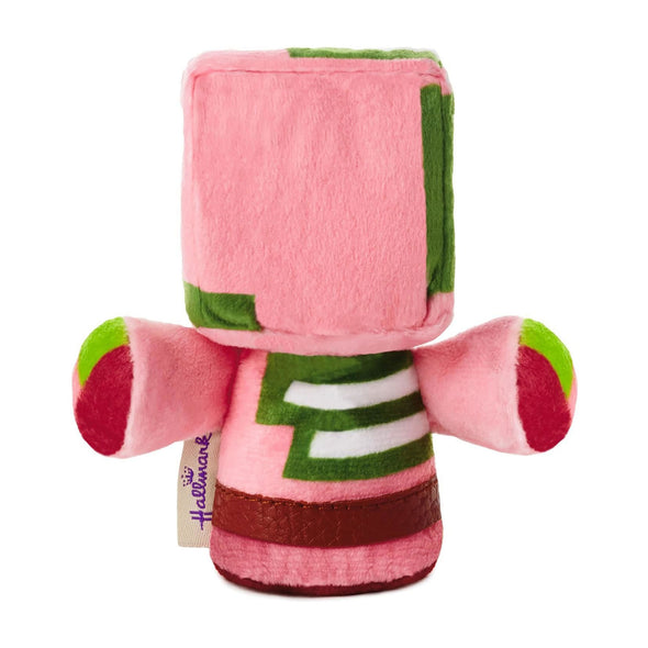 View 2 of Minecraft Itty Bittys Zombie Pigman Plush photo.