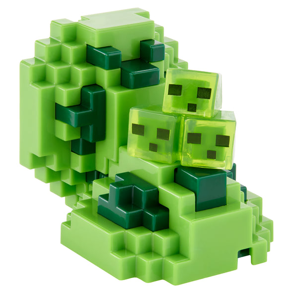 View 4 of Minecraft Slime Mini-Figure Spawn Egg photo.