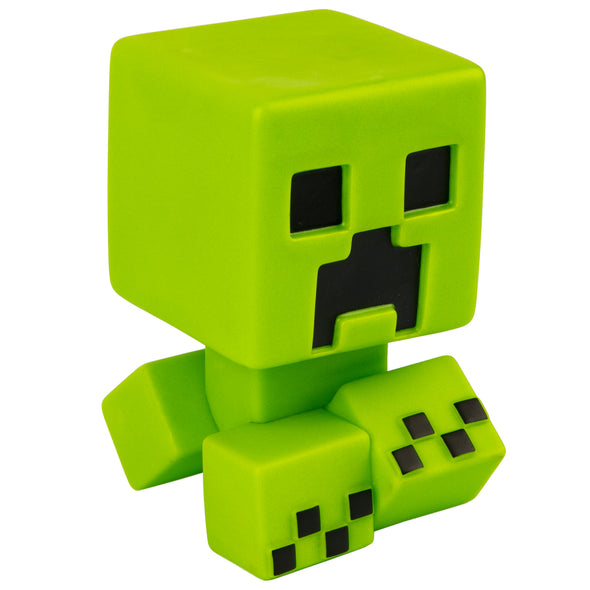 View 1 of Minecraft Creeper Mega Bobble Mob photo.
