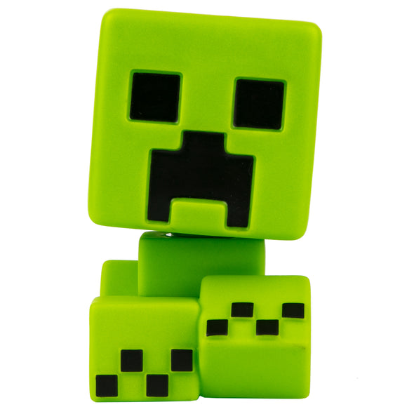 View 2 of Minecraft Creeper Mega Bobble Mob photo.