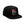 "Load image into Gallery viewer, 1ST ""Black Hole"" Snapback Hat"
