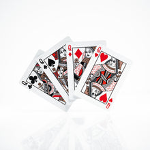 Load image into Gallery viewer, 1ST playing cards V4 Black