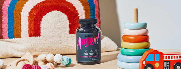 Anser Prenatal Named in FabFitFun Magazine's Top Supplements to Enhance Your Work From Home Lifestyle