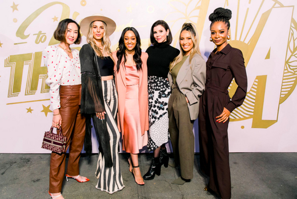 Tia Mowry And Other Influential Entrepreneurs On How The Create & Cultivate Conference Provides An Inclusive Space For Diverse Business Owners