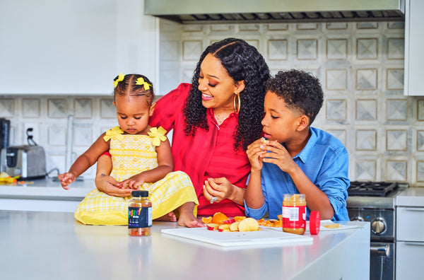The Tot Celebrating Moms: Tia Mowry
