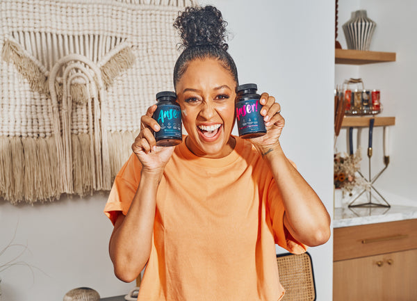 Actress Tia Mowry Is Getting Into The Supplement Business With New Brand Anser