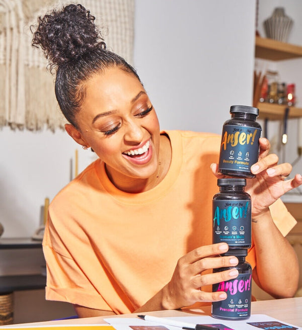 Tia Mowry on expanding Anser brand: 'I'm living in my purpose'