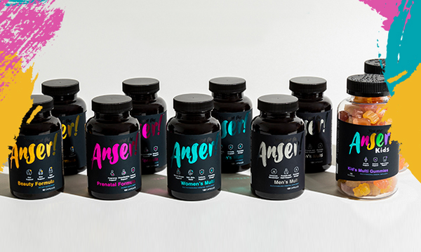 Actress and Mother Tia Mowry Expands Her 'Anser' Supplement Line