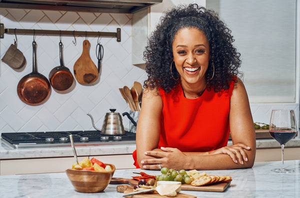Take a Tour Inside 'Family Reunion' Star Tia Mowry's Beautifully Organized Pantry