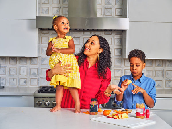 Tia Mowry shares family traditions, childhood stories and more
