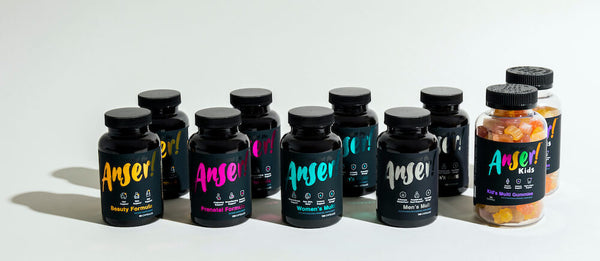 Tia Mowry Expands Her 'Anser' Vitamin Line to Men and Children