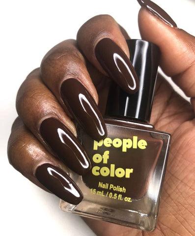 People Of Color Beauty Nail Polish Clean Beauty