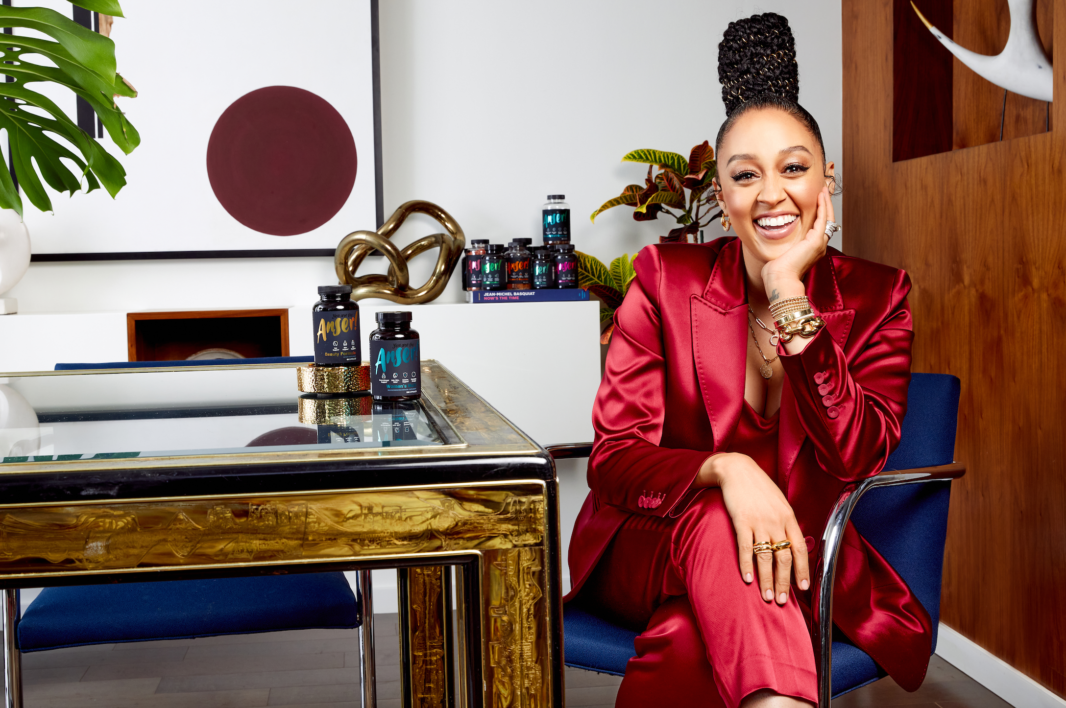 Tia Mowry on Launching at Target