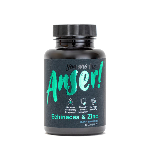 Echinacea & Zinc (60-day supply)