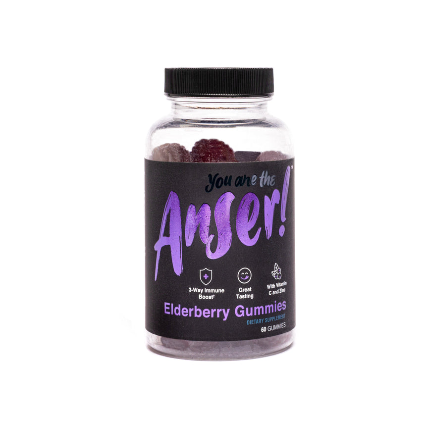 Elderberry Gummies (30-day supply)