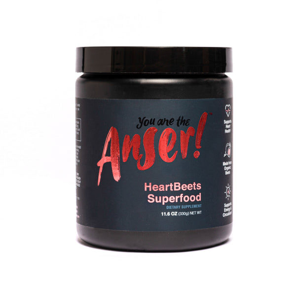 Heart Beets Superfood Powder (60-day serving)