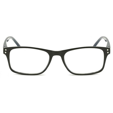 Blue Light Blocking Glasses for Computer Gaming - Milo Black