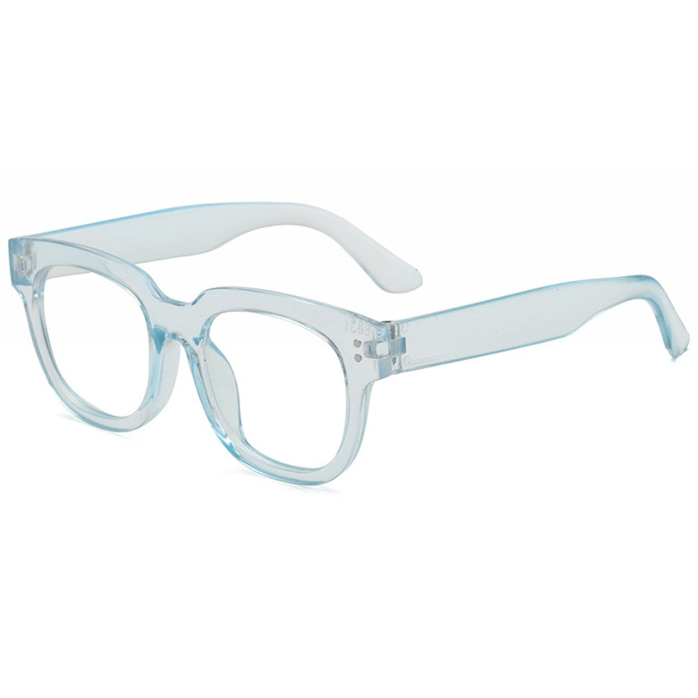 Blue Light Blocking Computer Screen Reading Glasses for Kids Ages [3-9] - Micah
