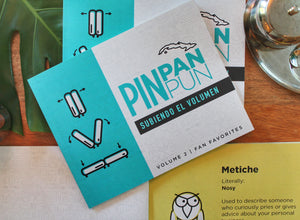 Pin Pan Bundle: Pin Pan Pun Volume 1 & 2