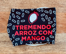 Load image into Gallery viewer, Face Mask: Tremendo Arroz Con Mango