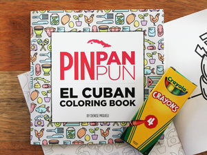 Pin Pan Trilogy: Vol 1, Vol 2 and El Coloring Book