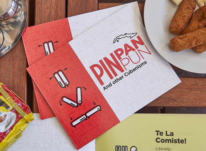 Pin Pan Pun: The Book
