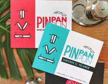 Load image into Gallery viewer, Pin Pan Bundle: Pin Pan Pun Volume 1 & 2