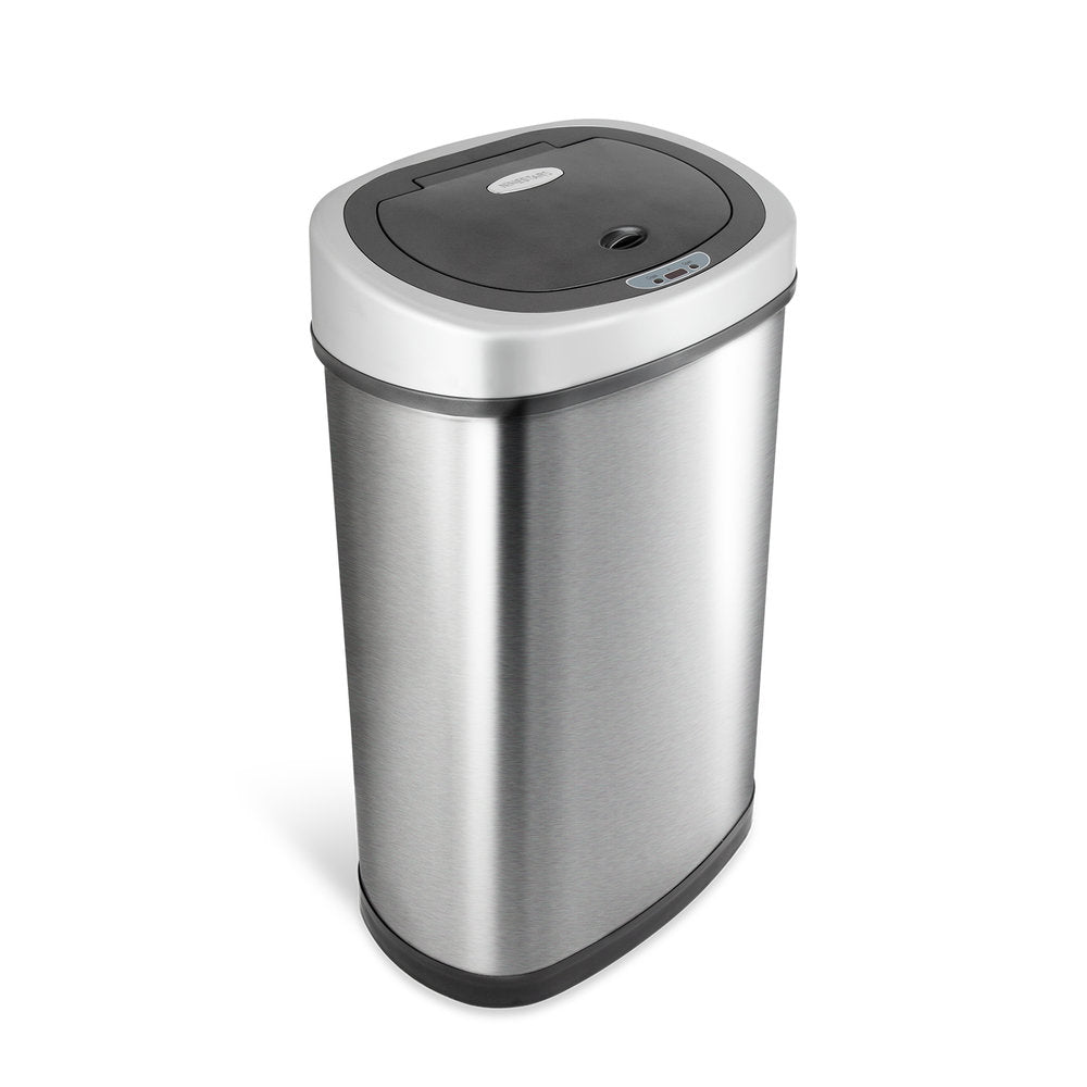 Rectangular Motion Sensor Trash Can 13.2 Gallon