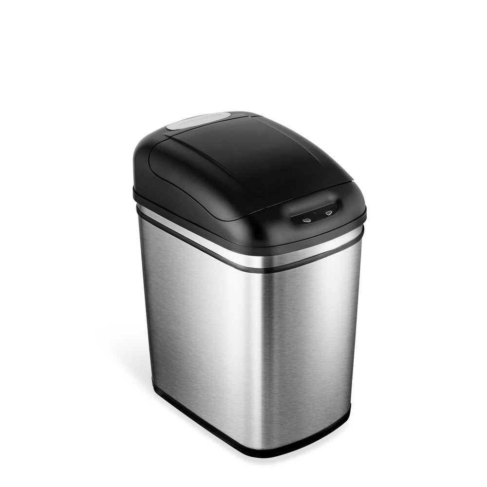 Slim Motion Sensor Trash Can 6.3 Gallon