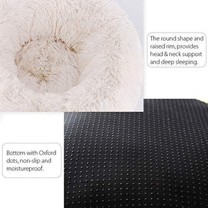 Long Plush Super Soft Bed for Dog and Cat
