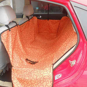 Waterproof Dog Cat Pet Car Mat