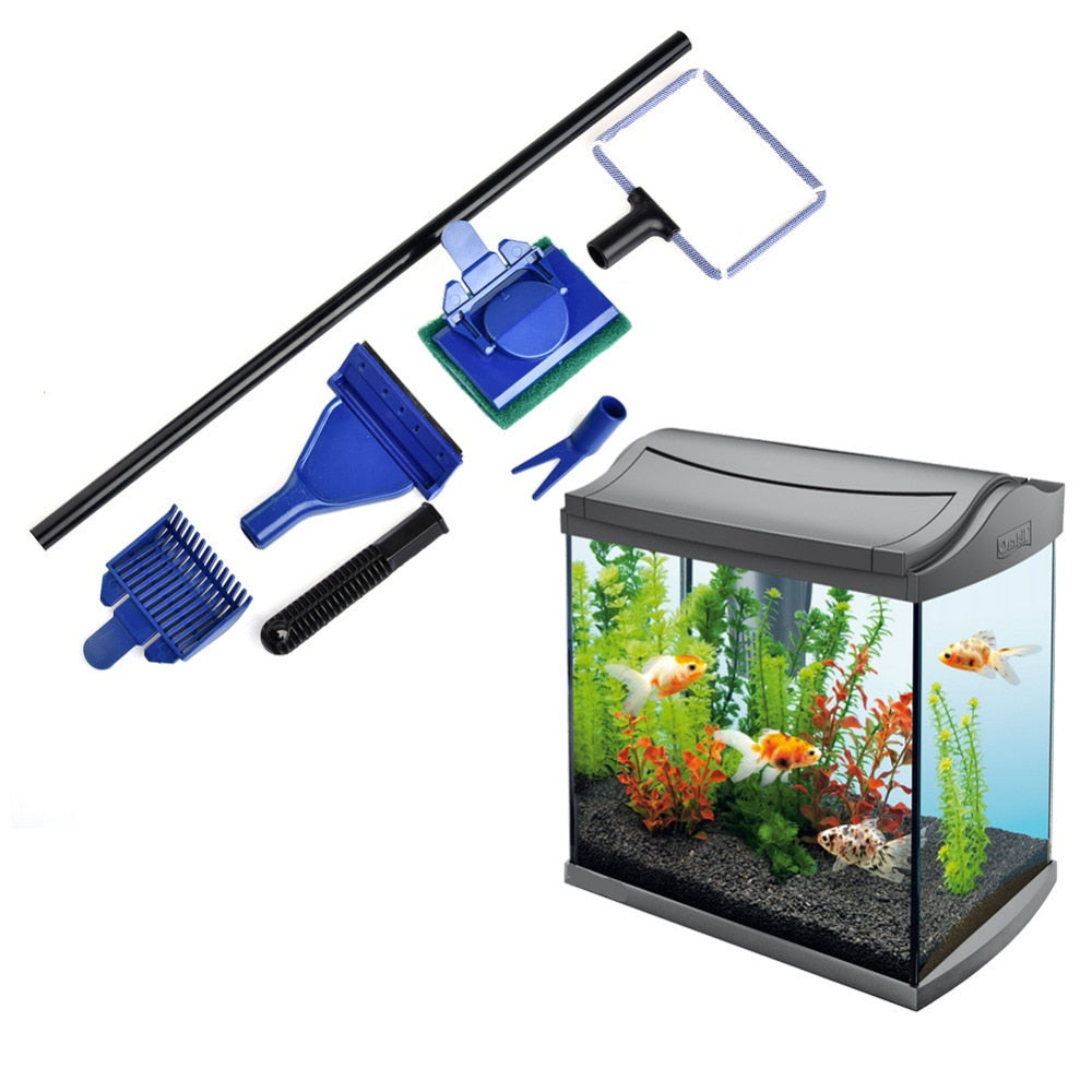 5 in 1 Aquarium Cleaning Tools