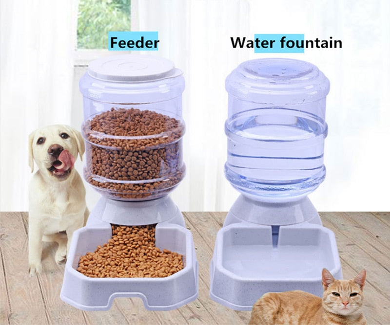 Pet Automatic Feeder for Dog Cat