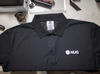 Black NUG Polo Shirt
