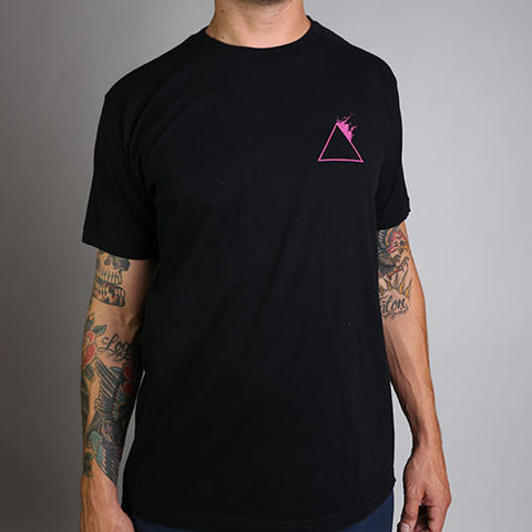 Fuck Pink Men's Triangle Tee