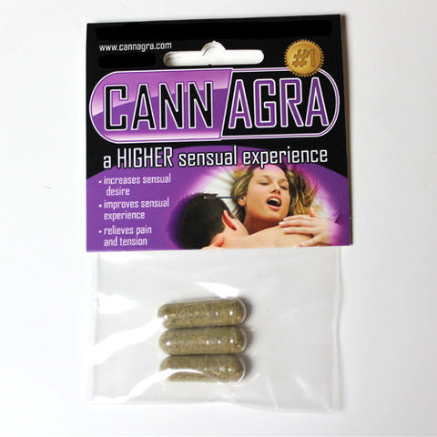 Cannagra (3 doses)