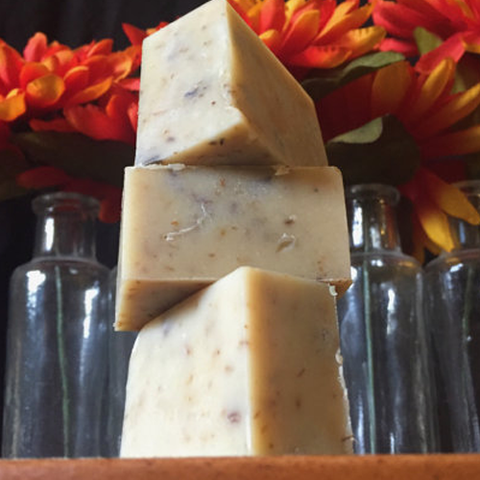 Goat Milk & Lavender Facial Soap