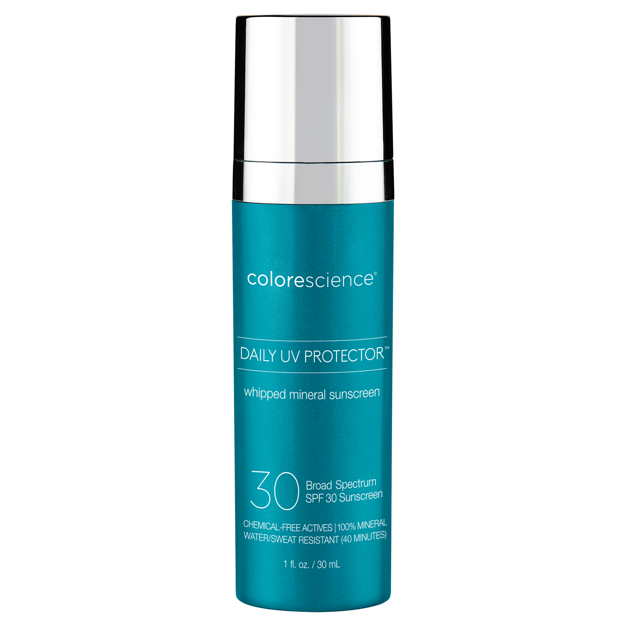 Daily UV Protector SPF 30 Whipped Mineral Sunscreen || all