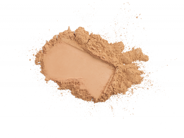 Loose Mineral Foundation Brush SPF 20 || medium bisque