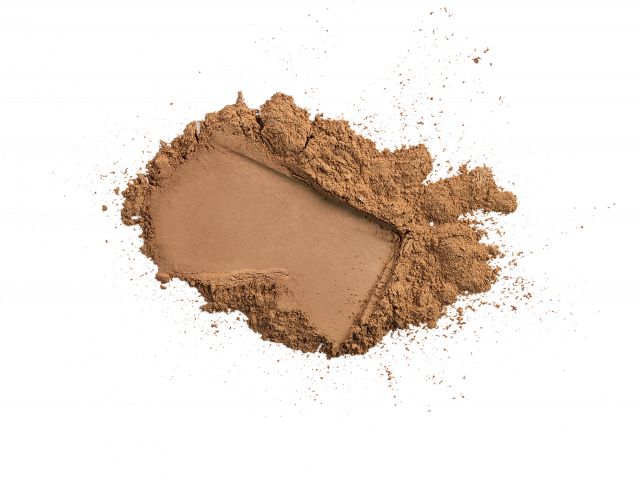 Loose Mineral Foundation Brush SPF 20 || tan natural