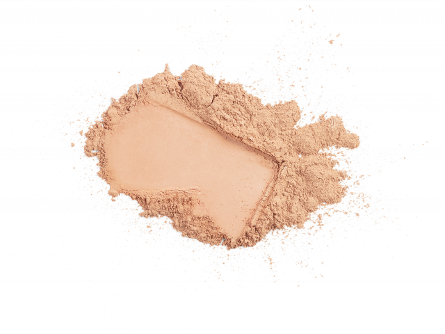 Loose Mineral Foundation Brush SPF 20 || light ivory
