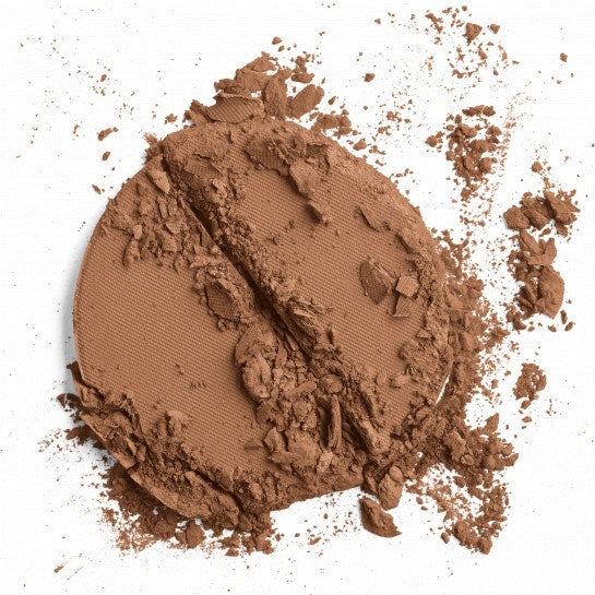 Natural Finish Pressed Foundation SPF 20 pressed powder  || deep mocha