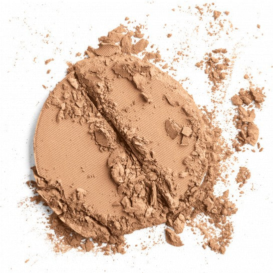Natural Finish Pressed Foundation SPF 20 pressed powder || medium bisque