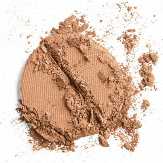 Natural Finish Pressed Foundation SPF 20 pressed powder || medium sand