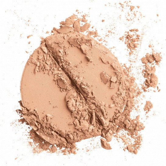 Natural Finish Pressed Foundation SPF 20 pressed powder || medium sunlight