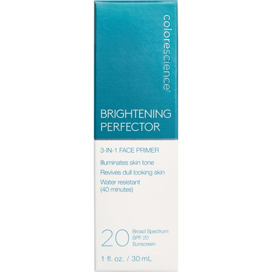 Brightening Perfector Face Primer SPF 20 box || all