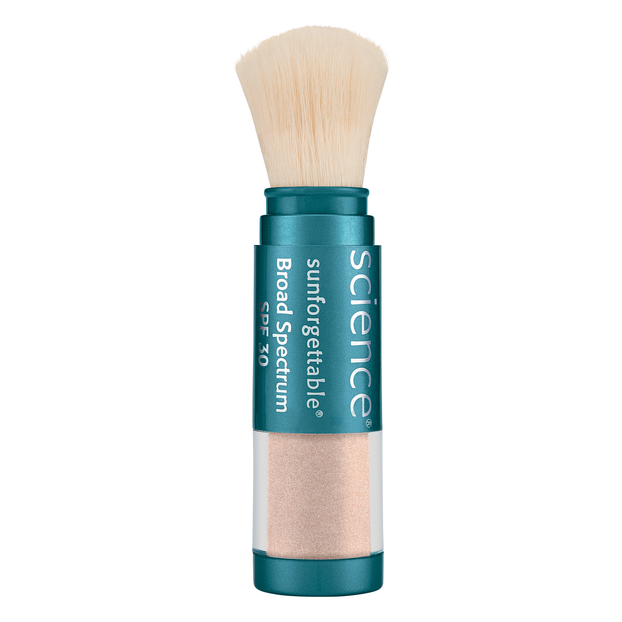 Sunforgettable® Brush-on Sunscreen SPF 30 || Medium Shimmer